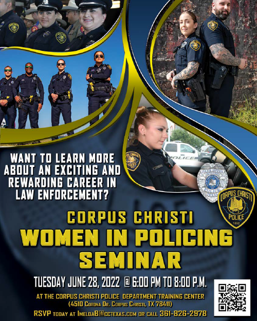 Women in Policing Thumbnail